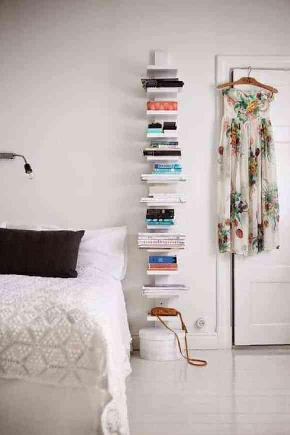 decorar con libros de forma original XI