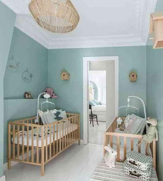 dormitorios infantiles de estilo nordico II