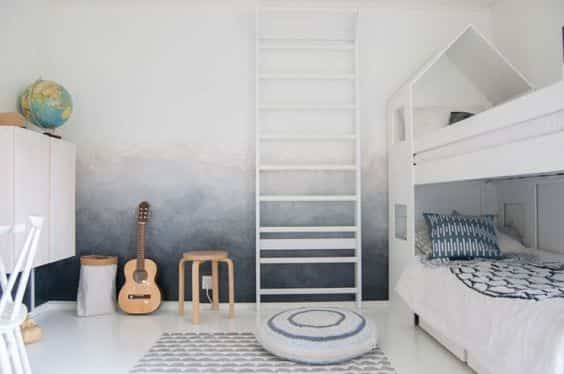 dormitorios infantiles de estilo nordico III