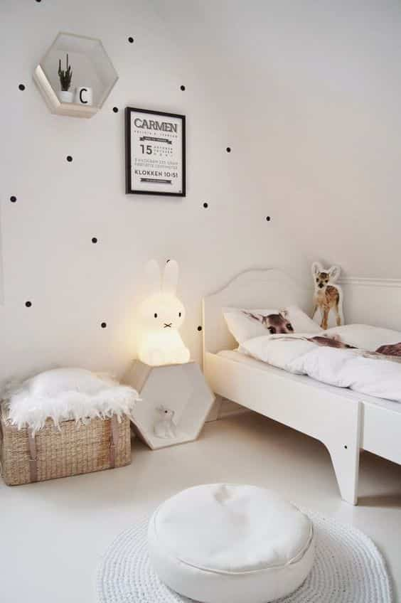 dormitorios infantiles de estilo nordico VII