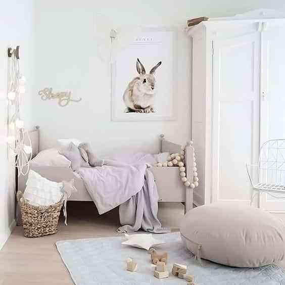 dormitorios infantiles de estilo nordico X