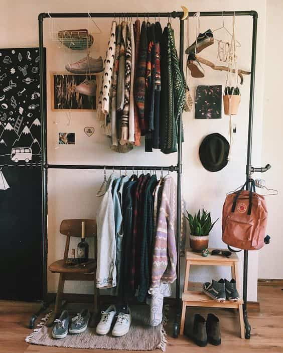 ropa a la vista V