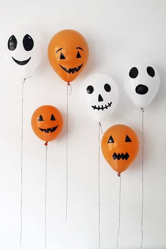 decorar en Halloween III
