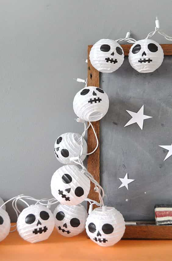 decorar en Halloween IX