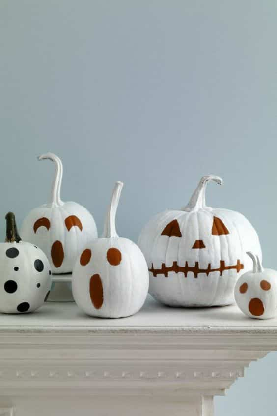 decorar en Halloween V