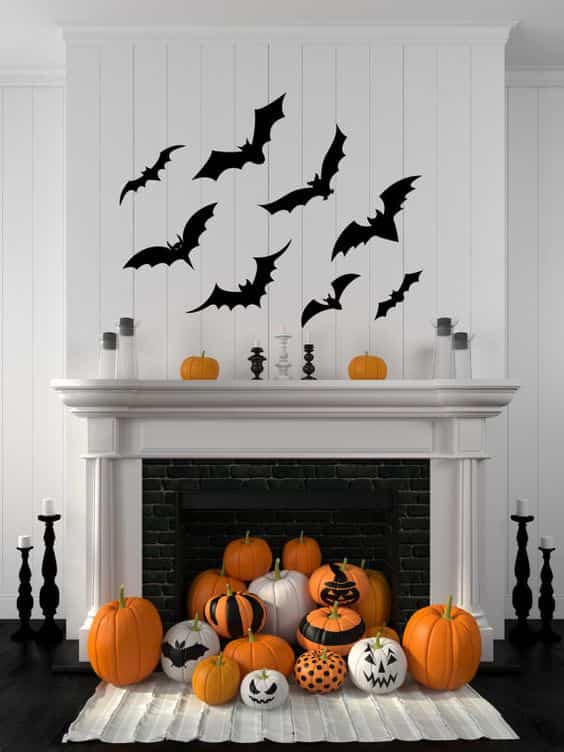 decorar en Halloween VII