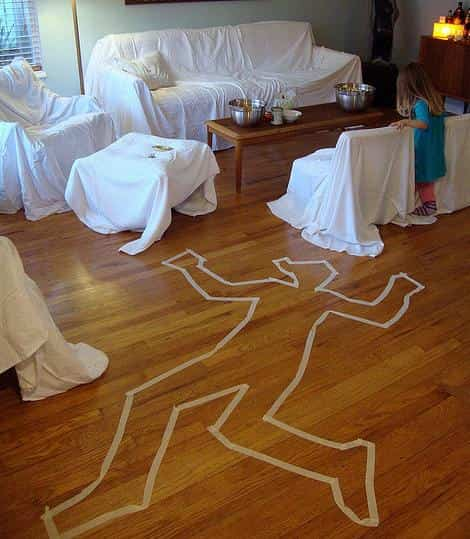 decorar en Halloween VIII