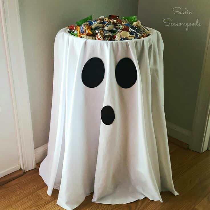 decorar en Halloween X
