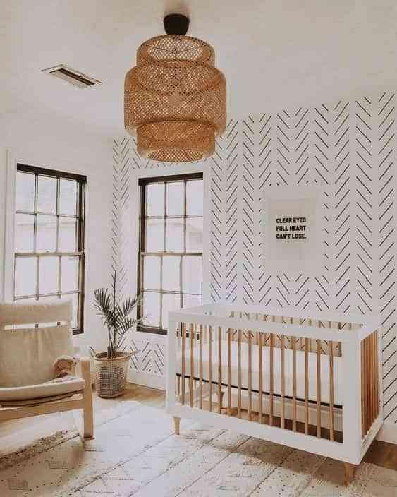 dormitorios infantiles con papel pintado VII