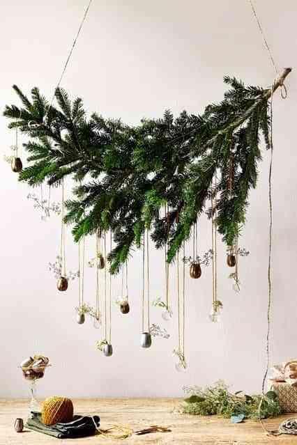 decorar las paredes en Navidad IV