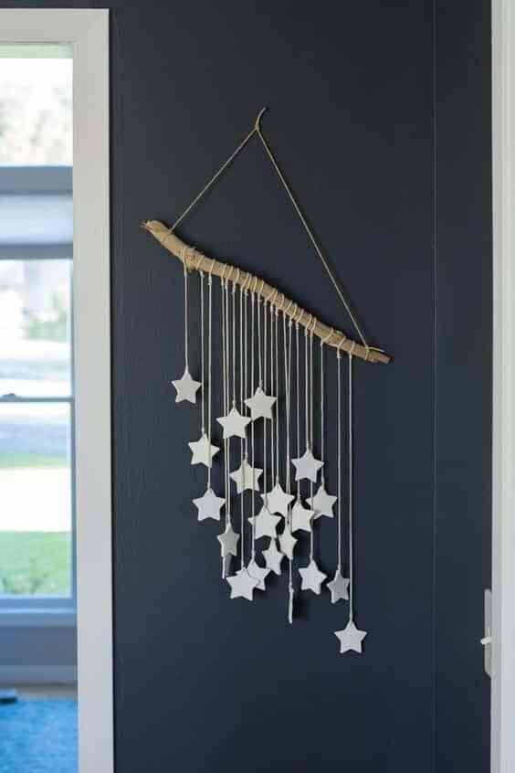 decorar las paredes en Navidad V