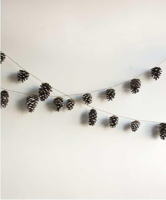 decorar las paredes en Navidad VI