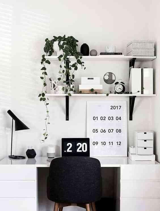 espacios de trabajo en casa II