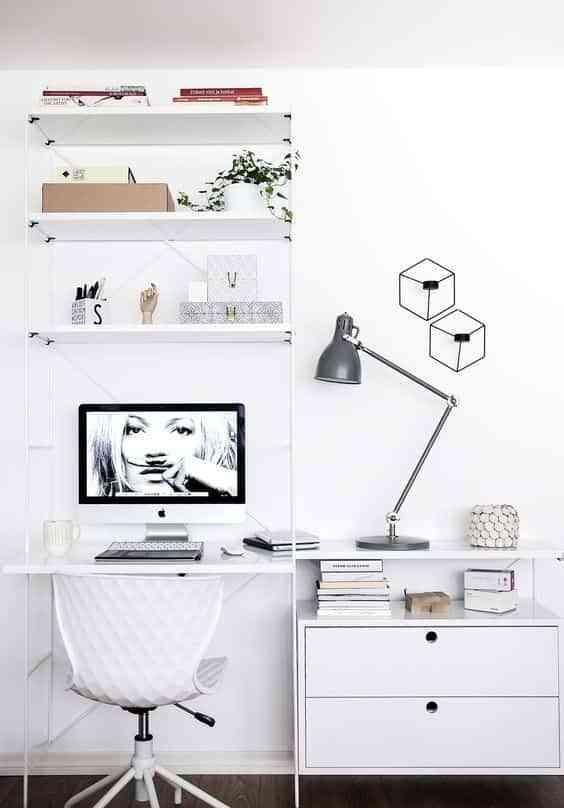 espacios de trabajo en casa III