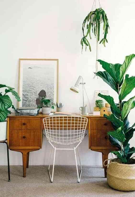espacios de trabajo en casa V