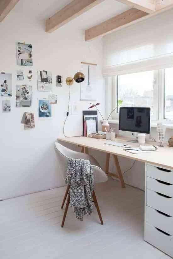 espacios de trabajo en casa VII