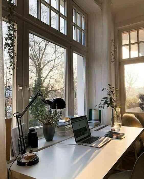 espacios de trabajo en casa X