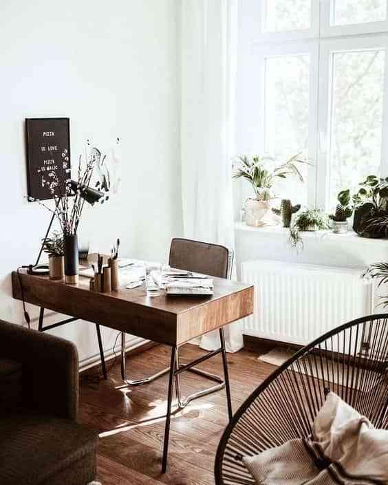 Espacios de trabajo en casa. Top 10 para inspirarte