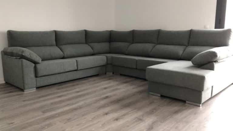 Elegir sofá a medida para salón