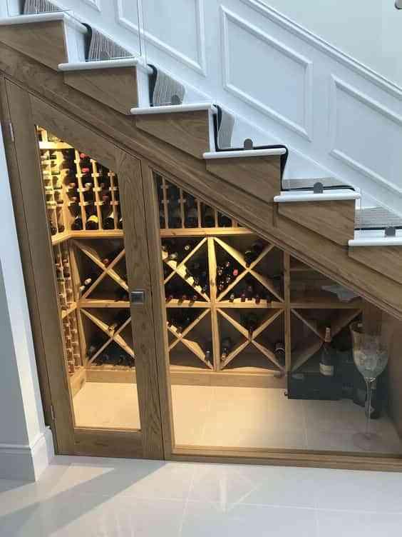 aprovechar el hueco de escalera VI