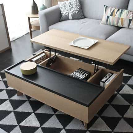 mesa de centro para el salon IV
