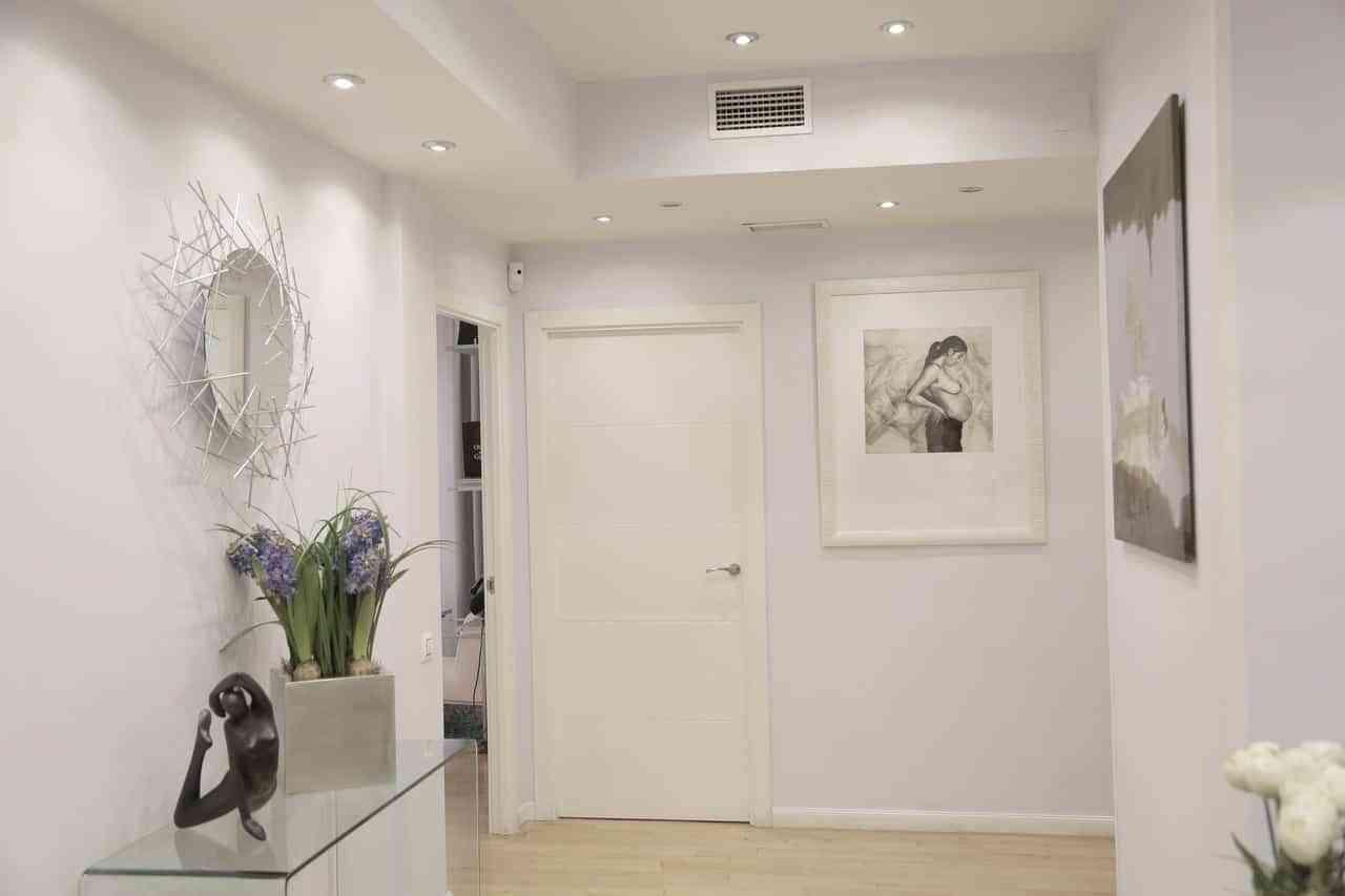 Muebles recibidores para dar la mejor bienvenida a tus invitados 1