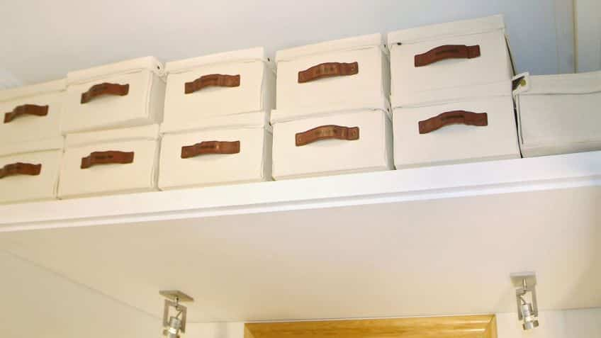 altillos para almacenaje IX