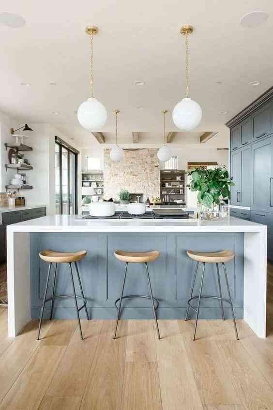 cocinas con barra II