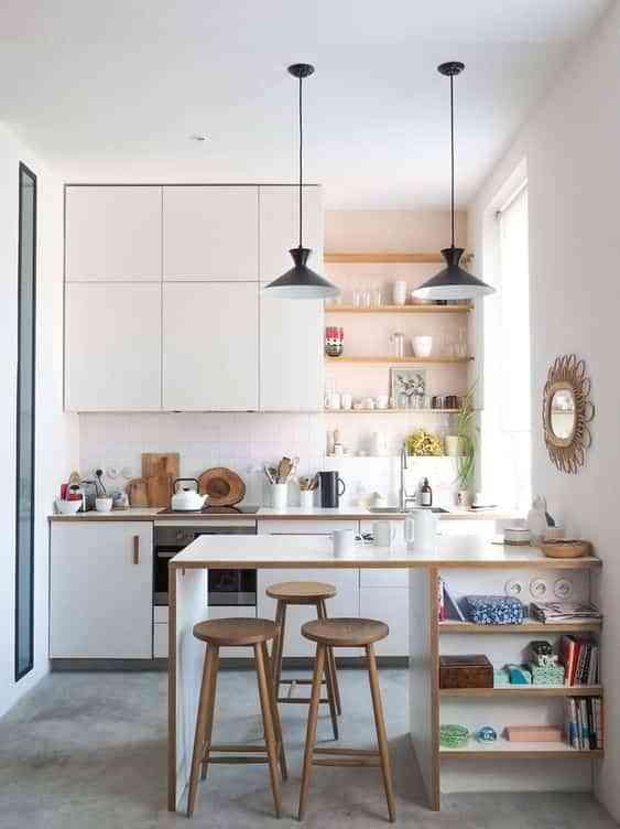 cocinas con barra III