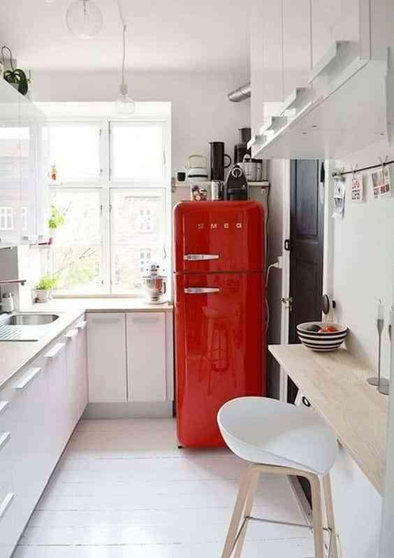 cocinas con barra IV