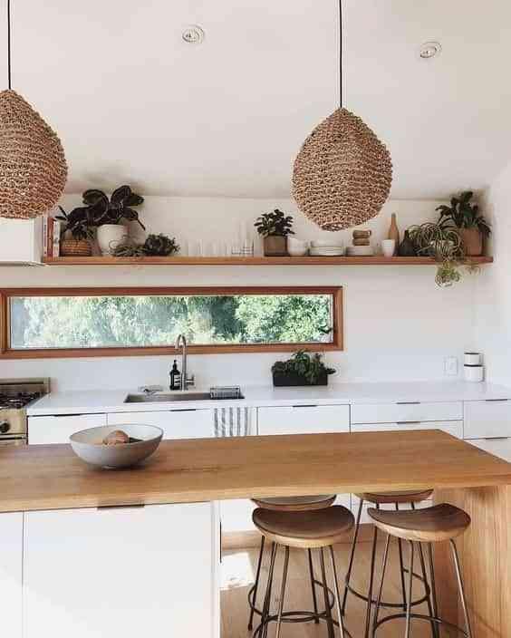 cocinas con barra IX