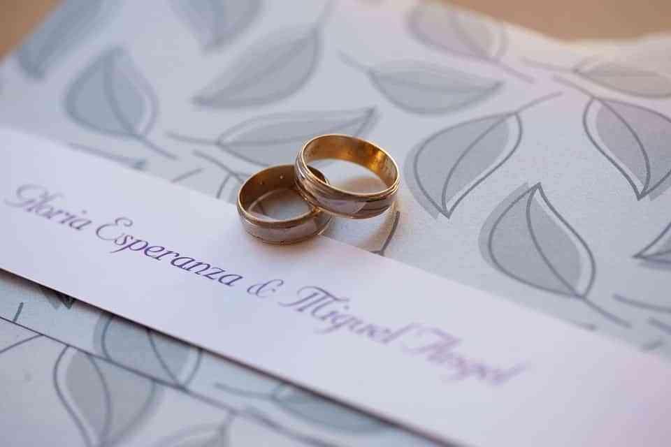 Decoración DIY para una boda con mucho estilo 1