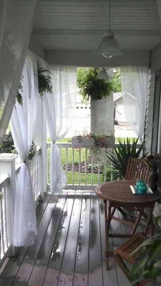 decorar el porche II