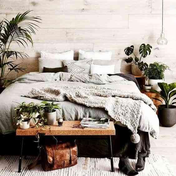 decorar los pies de la cama III