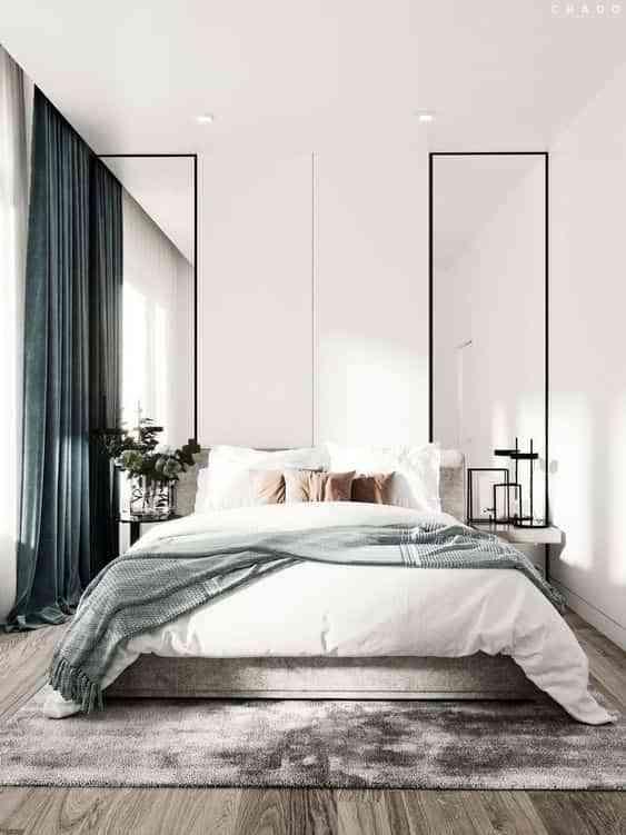 decorar los pies de la cama IX