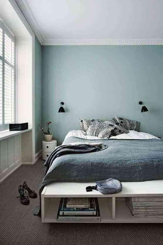 decorar los pies de la cama X