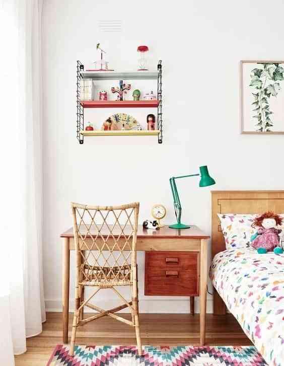 dormitorios infantiles de estilo boho II