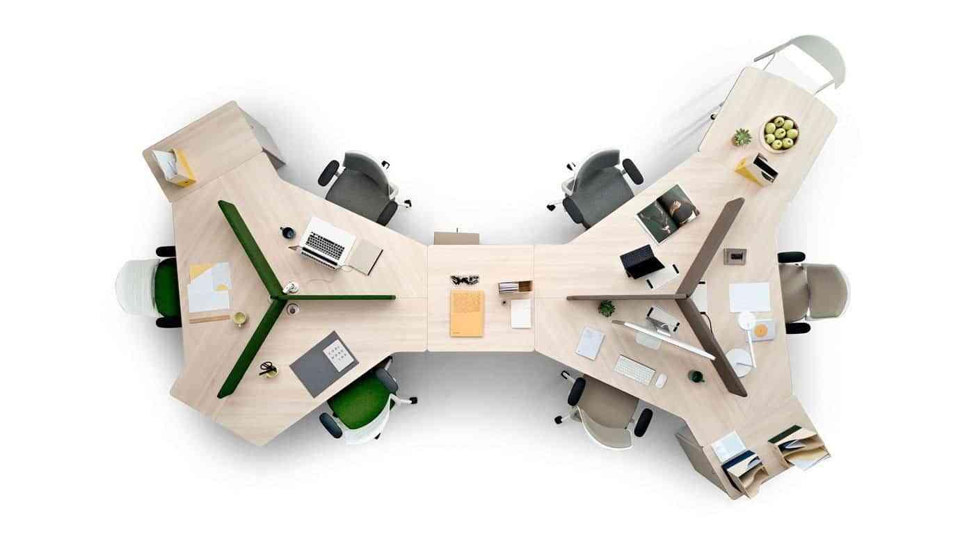 La mesa un elemento clave en cualquier oficina 1