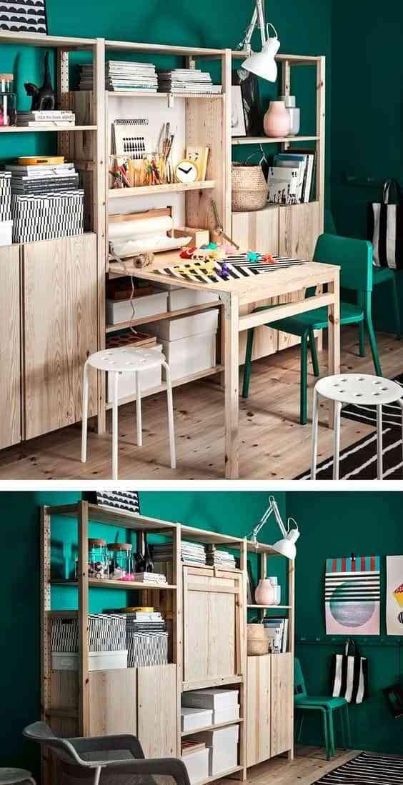estanteria IVAR de Ikea IV