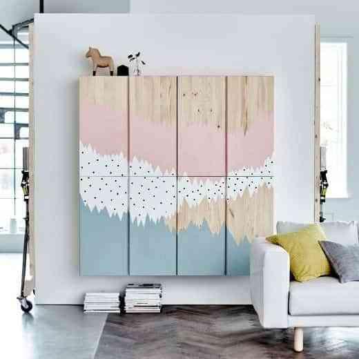 estanteria IVAR de Ikea VI
