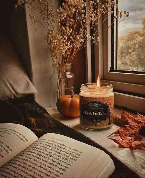 otoño en casa