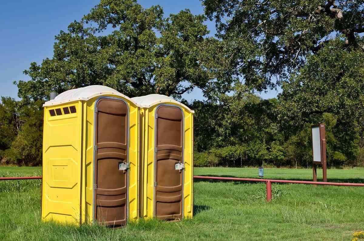 WC químico portátil, ¿Por qué son una opción recomendada? 1