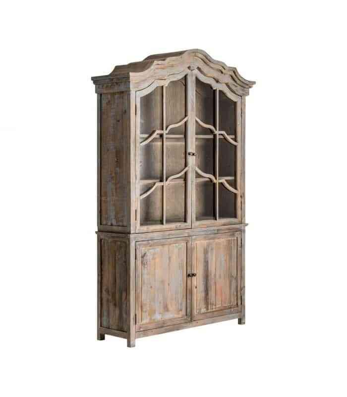 Vitrinas, un mueble auxiliar para todo tipo de estilos 1