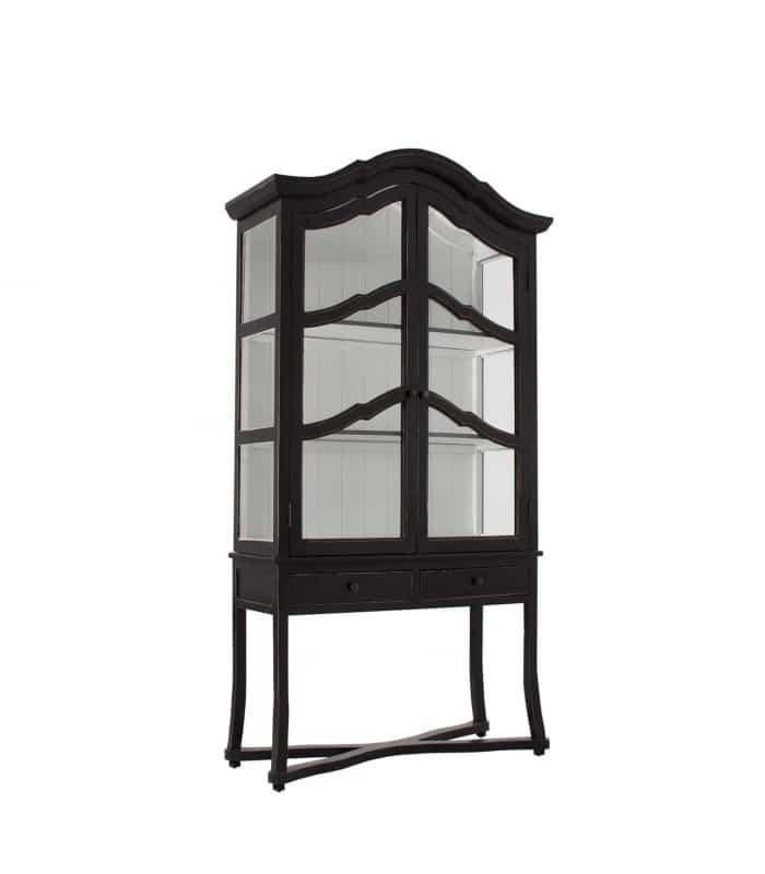 Vitrinas, un mueble auxiliar para todo tipo de estilos 5