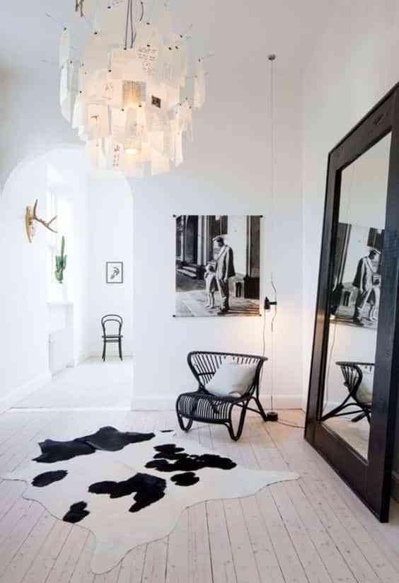 decorar con espejos grandes IX