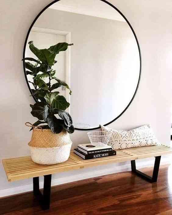 decorar con espejos grandes VIII