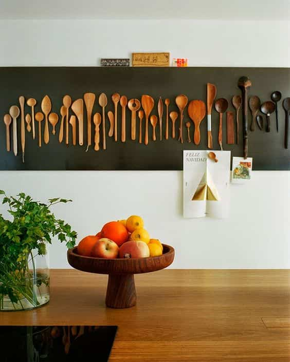 decorar las paredes de la cocina V