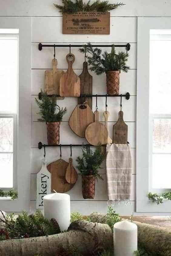 decorar las paredes de la cocina VI