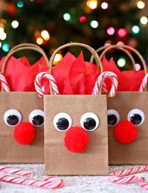 envolver regalos con ninos II