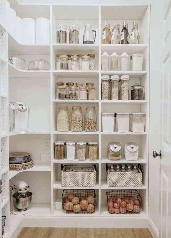 ideas de organizacion en casa V